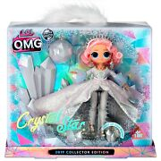 Lol Surprise Omg Winter Disco Crystal Star 2019 Collector Edition Doll Lights Up