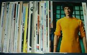 Huge Lot Of 135 Bruce Lee 1970s/1980s Vintage Japan Picture Clippings Dragon