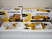 Cat D9e Tractor And 491 Scraper - Acmoc 1 Of 100 - First Gear 125 Scale New