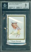 1989 Johnny Walker Ryder Cup Payne Stewart Proof Bgs 9 10 Made Solo Finest