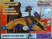 Matchbox Power Scouts Adventure System Andldquobashing Boulder Mineandrdquo
