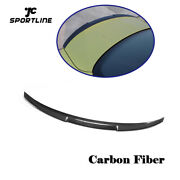 Carbon Car Rear Trunk Spoiler Wing Body Kits Fit For Bmw F82 M4 Coupe 14-17