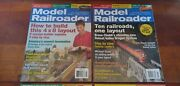 Model Railroader Magazine 2006 Complete 12 Issues Vg+ Condition L@@k