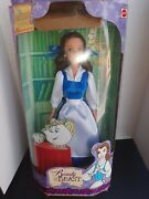 Disney's My Favorite Fairytale Collection - Beauty And The Beast Belle Doll - Nib