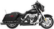 Freedom Performance Right Side Tuck And Under Headers Exhaust For Harley Davidson