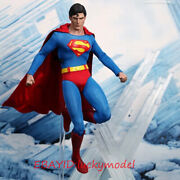 Ht Hot Toys 1/6 Mms152 1978 Movies Superman Christopher Reeve Action Figure
