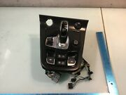 14 2014 Jaguar F-type S Center Console At Floor Gear Shifter W/ Switches Oem E