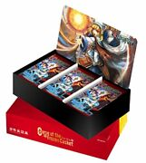 Force Of Will Fow Curse Of The Frozen Casket Sealed Booster Box 36 Packs