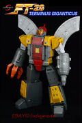 Transformers Fans Toys Ft-20 A+b Omega Supreme Action Figure In Stock New