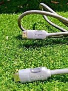 Belkin Am22302-06 Hdmi 6and039 Cable Cord Home Audio Video 23788 Grey Fully Function