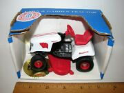 Wisconsin Badgers Simplicity Lawn Garden Tractor 1/16 Toy Scale Models College