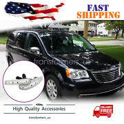 Mirror Led Turn Signal Light Left And Right Side For Grand Caravan Town And Country