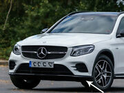 Mercedes X253 Glc43 Front Spoiler For All X253 And C253 Glc Models Until 2019