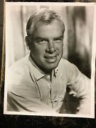 Lee Marvin Hand Signed Autographed 8 X 10 Photo W/coa