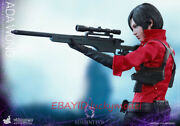 Hot Toys Ht 1/6 Vgm21 Resident Evil Ada Wong 2.0 Action Figure In Stock New