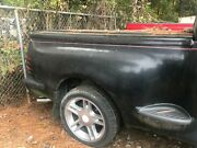 F150 Harley Davidson Bed, Step Side, With Tonneau Cover