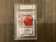 Graded 2020 National Treasures College Clemson Hunter Renfrow Auto Patch 9 Mint