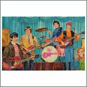 The Monkees 1967 Jigsaw Puzzle Usa