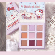 Colourpop X Hello Kitty Snow Much Fun Shadow Palette Limited Edition Confirmed