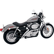 Bassani Radial Sweepers For 86-03 H-d Sportster-xlh 883