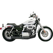 Bassani Road Rage 2-into-1 Sys. For 87-03 H-d Sportster Hugger-xlh 883