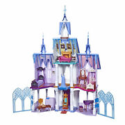 Ultimate Arendelle Castle Playset Lights Moving Balcony Disney Christmas Toy