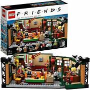 Lego Ideas Central Perks Friends 21319 With Minifigures - New Sealed Box