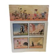 Vintage Ferdinand The Bull 1938 Magazine Pages Great Condition