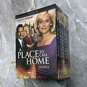 A Place To Call Home Complete Series Dvd Seasons 1-6 Six Brand New Region 1 Us