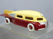 Vintage Manoil Model No.706 . Streamline Coach Refinished In Br Livery