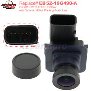 Rear View Backup Parking Camera For Ford Explorer 2011-2015 W/dynamic Guide Line