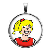 Betty Cooper Key Ring Necklace Cufflinks Tie Clip Ring Earrings Riverdale Archie