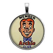 Archie Club Image Key Ring Necklace Cufflinks Tie Clip Ring Earrings Riverdale