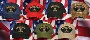 Bronze Star Medal Ribbon Hat Patch Cap Us Air Force Navy Army Marines Uscg
