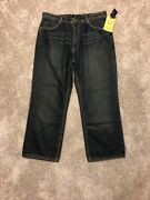 Mens Baileys Point Vintage Surplus Boot Cut Jeans Size 38x30 New With Tags