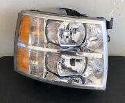 Used Passenger Side Right Head Lamp Assembly Tag 9064