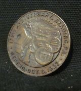 Vintage 1923 175th Anniversary Of Reading, Pa Berks Jewelry Co. Bronze Coin