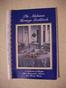 The Alabama Heritage Cookbook By Durham And Rush Southern Recipes Baking 1984