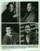 1995 Press Photo Young Stand-up Comics On Hbo Comedy Half-hour - Nop27879