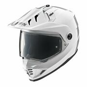 Yamaha Motorcycle 5way Helmet Yx-6 Zenith Solid Color White Black Red F/s