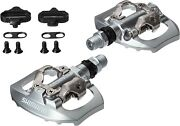 Shimano Pedal With Spd Cleat Pd-a530 Silver From Japan