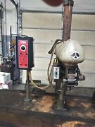 Delta /rockwell 14-321 Drill Press With Dayton Variable Speed Controls