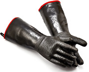 Rapicca Bbq Gloves 14 Inches,932,heat Resistant-smoker, Grill, Cooking Barbecue