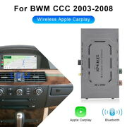 Wireless Ios Android Carplay Interface Nav For Bmw Ccc System 2003-2008 8.8 Inch