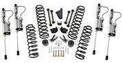 Readylift 4 Coil Spring Lift Kit And Foxshox Shock Absorbers For Jeep Wrangler Jk