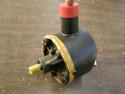 Nos Oem Ford R/m 1965 1966 Mustang Power Steering Pump W/o Ac + 65 Falcon Comet