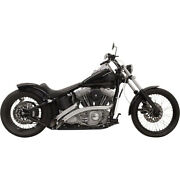 Bassani Radial Sweeper For 04-06 H-d Dyna Wide Glide-injec.fxdwg-i