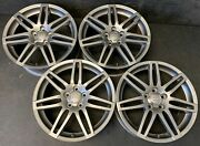 4 Audi A3 A4 A6 A7 A8 Allroad S3 S4 S6 Tt Q3 Vw Wheels Rims + Caps 18