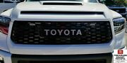 New Oem Toyota Tundra 18-2021 Trd Pro Grille And Bulge Cover Code 040