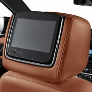 Genuine Gm Headrest And Video Screen Assembly 84681094